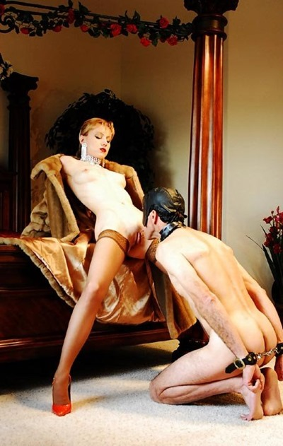 dom-karim-playing-with-her-slave